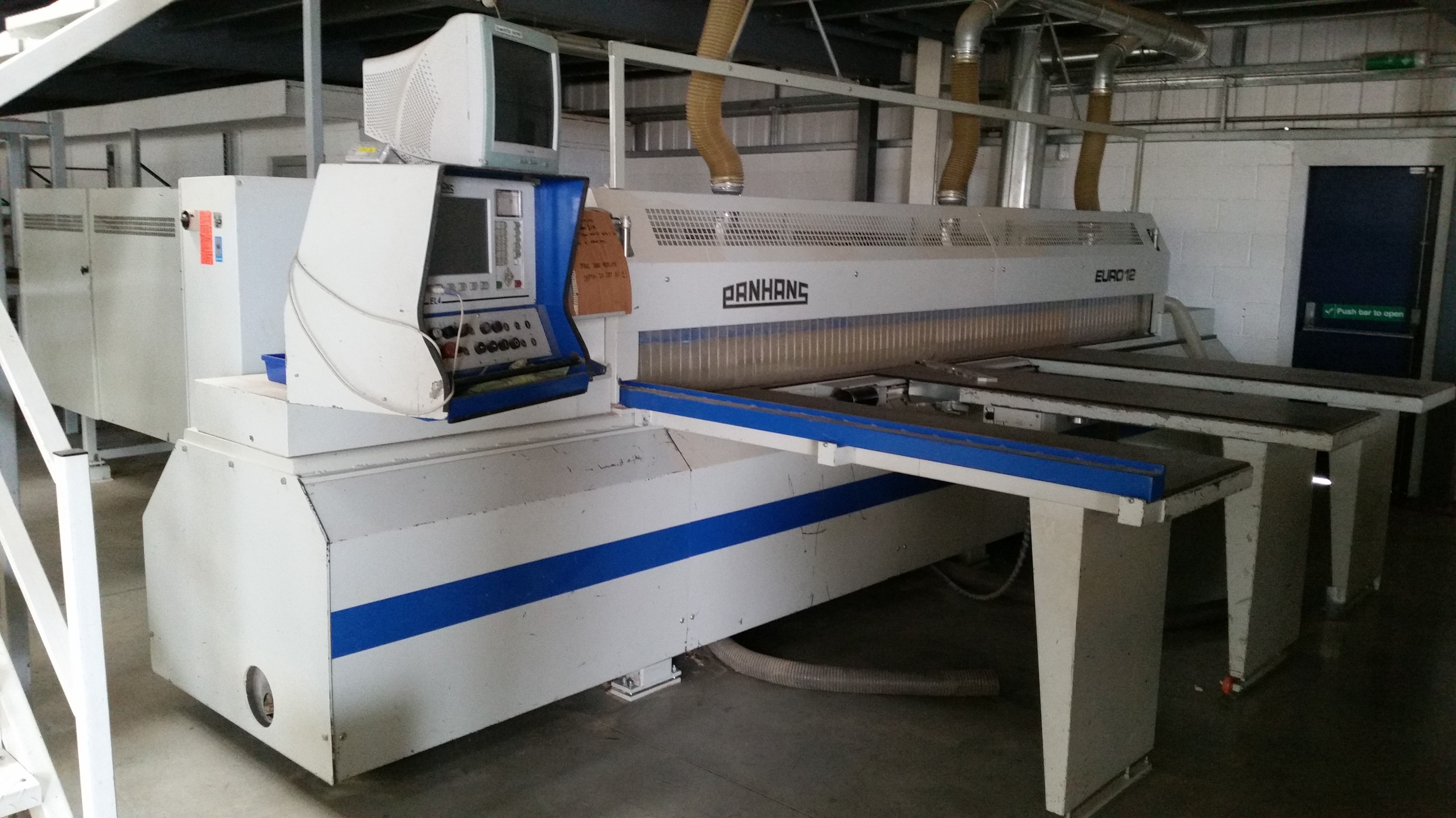 Wadkin band saws